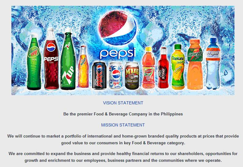 5c analysis of pepsi Pepsi would also be affected if water became difficult to come by, but they still have other markets to use and develop coca cola does not additionally, the trends and development of cafes can threaten coca cola's livelihood.