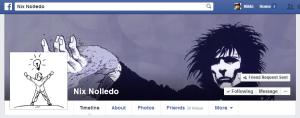 nix nolledo facebook page