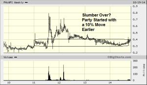 wpi five year chart